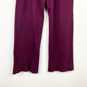 PINK Victoria's Secret Pants - Victoria's Secret PINK Maroon Lounge Pants